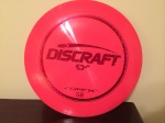 Here's my ESP Discraft Crank- the miracle worker
