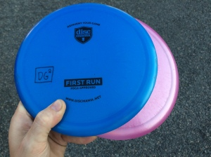 First Run Discmania G-Line PD's